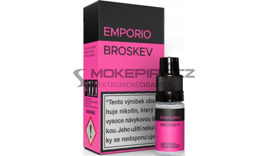 Imperia EMPORIO Peach 10ml - 1,5mg