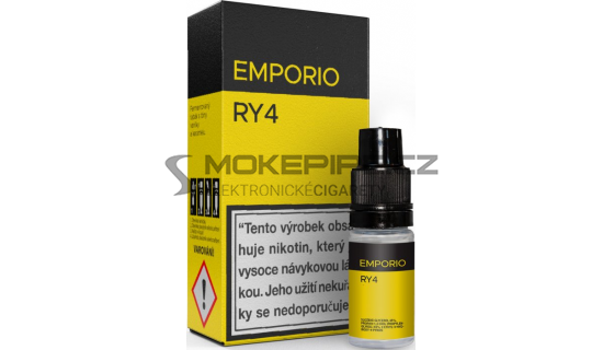 Imperia EMPORIO RY4 10ml - 1,5mg