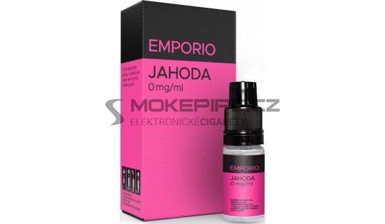 Imperia EMPORIO Strawberry 10ml - 0mg