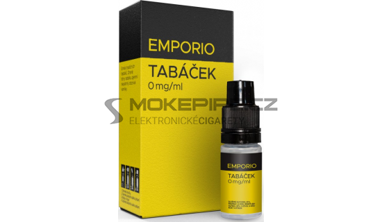Imperia EMPORIO Tobacco (Tabáček) 10ml - 0mg