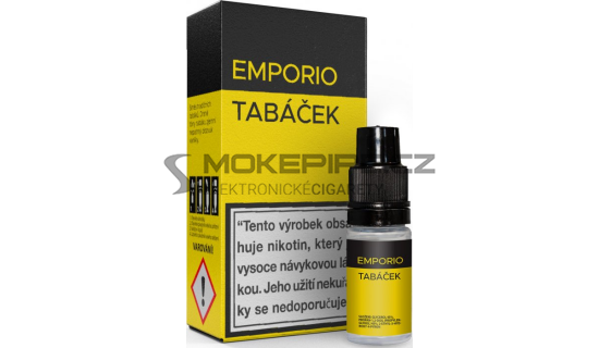 Imperia EMPORIO Tobacco (Tabáček) 10ml - 18mg