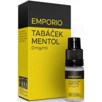 Imperia EMPORIO Tobacco - Menthol (Tabáček - mentol) 10ml - 0mg
