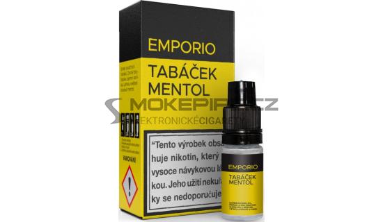 Imperia EMPORIO Tobacco - Menthol (Tabáček - mentol) 10ml - 1,5mg
