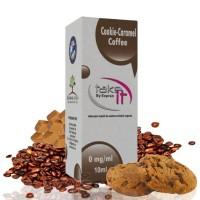 Liquid Take It Cookie Caramel Coffee 10ml-0mg