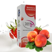Liquid Take It Strawberry & Nectarine 10ml-6mg