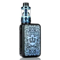 Uwell Crown 4 200W TC Starter Kit - Modrá