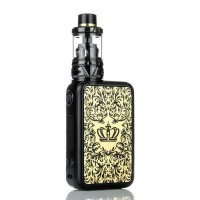 Uwell Crown 4 200W TC Starter Kit - Zlatá