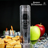 Příchuť 7 Sins Shake & Vape: 1 Pýcha / Hochmut (Červené jablko, zelené jablko, karamel) 10ml