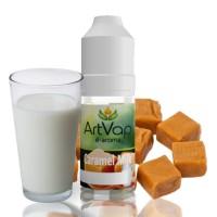 Příchuť ArtVap: Caramel Milk 10ml