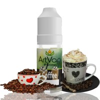 Příchuť ArtVap: Coffee (Káva) 10ml