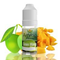 Příchuť ArtVap: Green Mango (Zelené mango) 10ml
