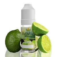 Příchuť ArtVap: Lime (Limetka) 10ml