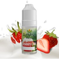 Příchuť ArtVap: Strawberry Cream 10ml