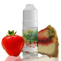 Příchuť ArtVap: Sweet Strawberry Pie (Sladký jahodový dort) 10ml
