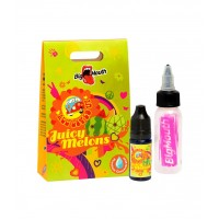 Příchuť Big Mouth All Loved Up: Juicy Melons (Šťavnaté melouny) 10ml