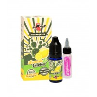 Příchuť Big Mouth Retro Juice: Citron a kaktus (Lemon & Cactus) 10ml