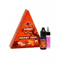 Příchuť Big Mouth Yummy: Creamy Toffee (Karamelový bonbon) 10ml