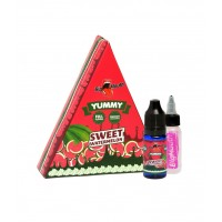 Příchuť Big Mouth Yummy: Sweet Watermelon (Sladký meloun) 10ml