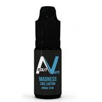 Příchuť About Vape (Bozz) Cool Edition: Madness (Ledový zelený čaj s dračím ovocem) 10ml