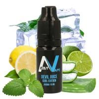 Příchuť About Vape (Bozz) Cool Edition: Devil Juice (Kaktus, citrón a čerstvá máta) 10ml