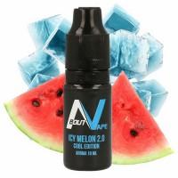 Příchuť About Vape (Bozz) Cool Edition: Icy Melon 2.0 (Ledový kantalup) 10ml