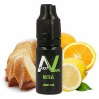 Příchuť About Vape (Bozz): NXTLVL (Citronový dort s pomerančem) 10ml