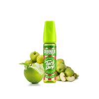 Příchuť Dinner Lady Tuck Shop Shake & Vape: Apple Sours 20ml