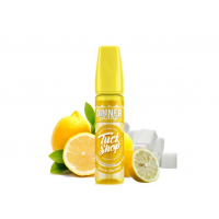 Příchuť Dinner Lady Tuck Shop Shake & Vape: Lemon Sherbet 20ml