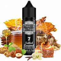 Příchuť Flavormonks Tobacco Bastards Shake & Vape: No.07 Salted Caramel Tobacco 12ml