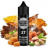 Příchuť Flavormonks Tobacco Bastards Shake & Vape: No.27 Pistachio Tobacco 12ml