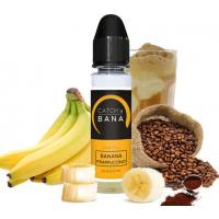 Příchuť Imperia Catch'a Bana S&V: Banana Frappuccino (Banánové frappuccino) 10ml