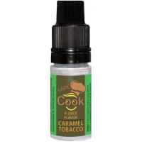 Příchuť Imperia Vape Cook: Caramel Tobacco (Tabák s karamelem) 10ml