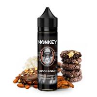 Příchuť Monkey Shake & Vape: Choco Bisquit (Pralinková sušenka s tvarohem) 8ml