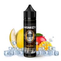 Příchuť Monkey Shake & Vape: Malaysia (Chladivé mango a kantalup) 7,2ml