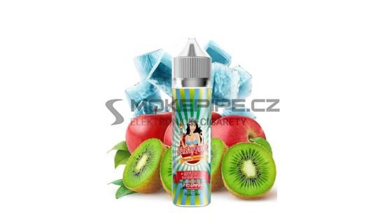 Příchuť PJ Empire Slushy Queen Applegizer (Jablko, kiwi a energetický nápoj) 12ml