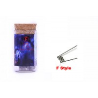 Demon Killer Flame Coil typ F (SS316L (26GA *2) + 38GA, 0.3ohm) - 6ks