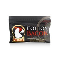 Wick N' Vape Cotton Bacon Prime organická bavlna