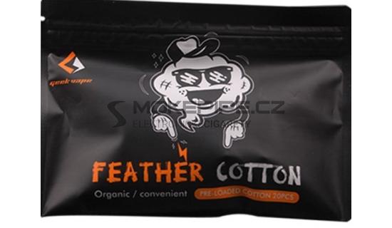 GeekVape Feather Cotton organická vata